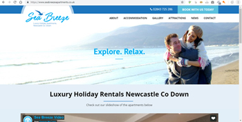 sea breeze apartments homepage image